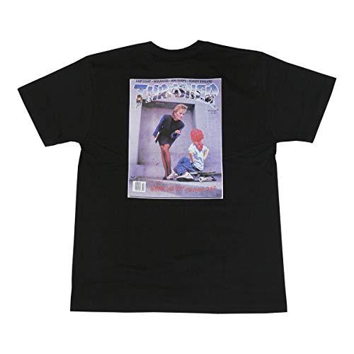 【公式】【取扱店限定】 スラッシャー Tシャツ THRASHER FEB 88 S/S T-SHIRTS プリントTEE バックプリント ...