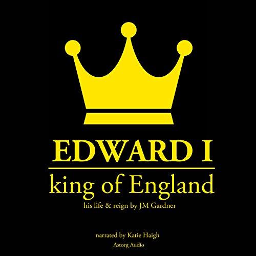 Edward I, King of England audiobook cover art