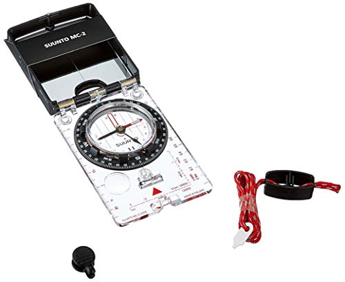 Suunto Kompass MC-2/Q/IN/D/NH COMPASS, weiß, One size