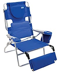 Beach & Pool Chaise Chair For Tall People