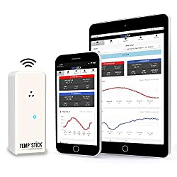 Temp Stick Wireless Temperature Monitoring for your RV using WiFi