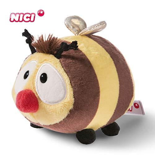 Nici Plüschtier Biene 17 cm – Biene Kuscheltier für Mädchen, Jungen & Babys – Flauschiges Stofftier zum Kuscheln, Spielen und Schlafen – Honig-Biene Schmusetier für Kuscheltierliebhaber – 44481