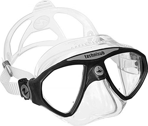 AQUALUNG Micromask Schwarz - Silber Modell 2019