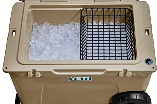 Cooler Basket for Yeti Tundra Haul - Wire Cooler Rack for Yeti Haul Wheeled Ice Chest - Compatible with Yeti Cooler Accessories, Yeti Locks, Yeti Ice, Other Yeti Accessories - Tailgating Accessories