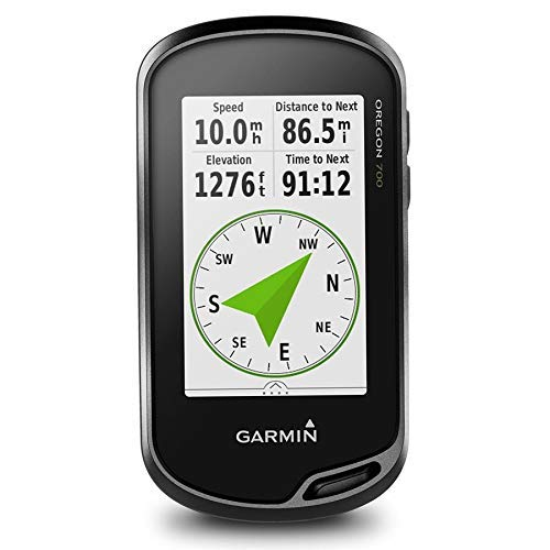 Garmin Oregon 700 Handheld GPS (Renewed)