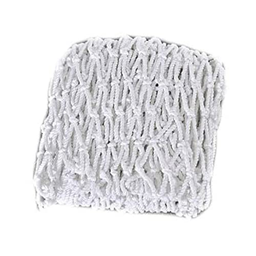 rope netting Balcony Protection Net Safe Net, Child Anti-Fall Net Climbing Protective Net Safety Net, Stair Anti-Fall Railing Balcony Protection, Indoor Outdoor Decoration White Nylon Rope safety gate
