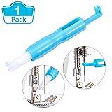 zukabmw - Enhebrador automático de agujas, herramienta de enhebrado de agujas, herramienta de enhebrado para el hogar,...