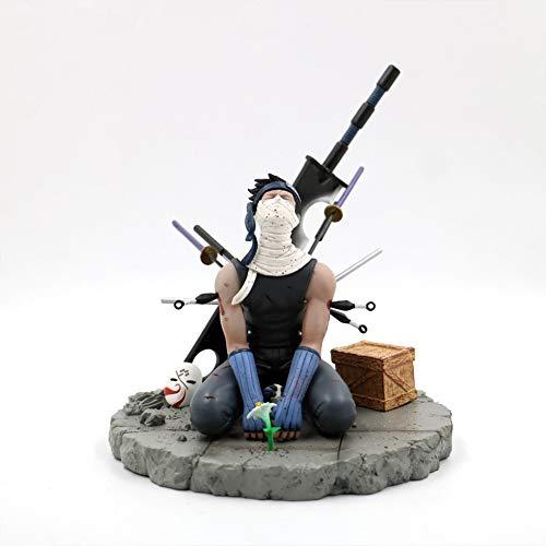 Naruto GK, Peach Land Never Cuts, Fantasma en la Niebla, Figura de Anime, Modelo de decoración