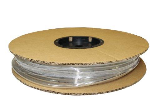 ATP Surethane Polyurethane Plastic Tubing, Clear, 1/16' ID x 1/8' OD, 100 feet Length