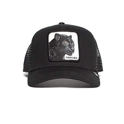 Goorin Bros. Trucker Cap Black Panther Schwarz, Size:ONE Size