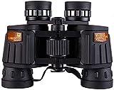LCSD telescopios Prismáticos monoculares DM-4 10x50 Binocular ajuste fino, de alta definición de alta potencia, bajo la luz del telescopio de visión nocturna HD BAK4 impermeable de la pesca Senderismo