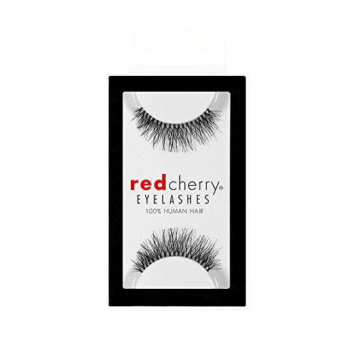 Red Cherry Eyelashes #213 (3 Pair Packs)