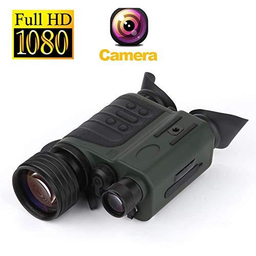 TCpick Zoom HD-verrekijker, digitale zoom nachtzicht infrarood video nachtzicht