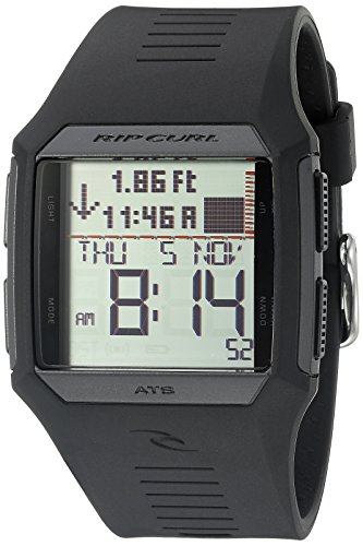 Rip Curl Rifles Digital Tide Surf Watch