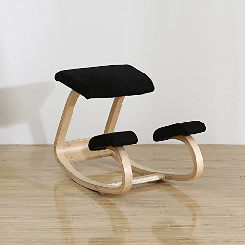 DJ kruk, correctieringsstoel, bureaustoel, bureaustoel, stoel, stoel, anti-bal stoel (kleur: B) 10 Correas