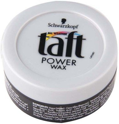 Schwarzkopf Professional Taft Power Wax Hair Styler