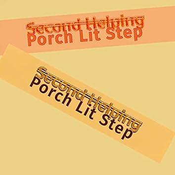 Porch Lit Step