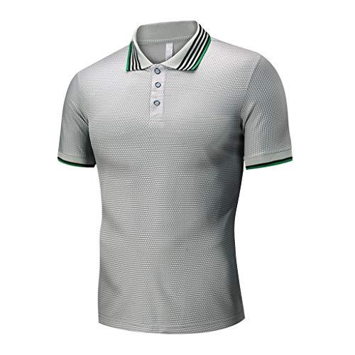 Herren Cargo Bay Los Angeles T-Shirt mit Rundhalsausschnitt Xl Plus übergröße