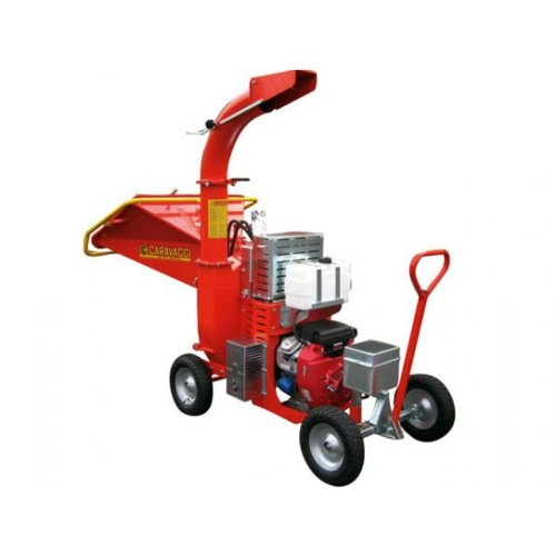 Triturador térmico caravaggi Bio 230H-Honda gx620es Pro