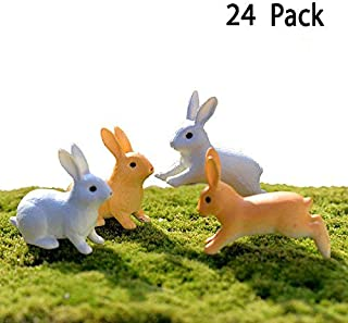 Best small plastic rabbit toys Reviews