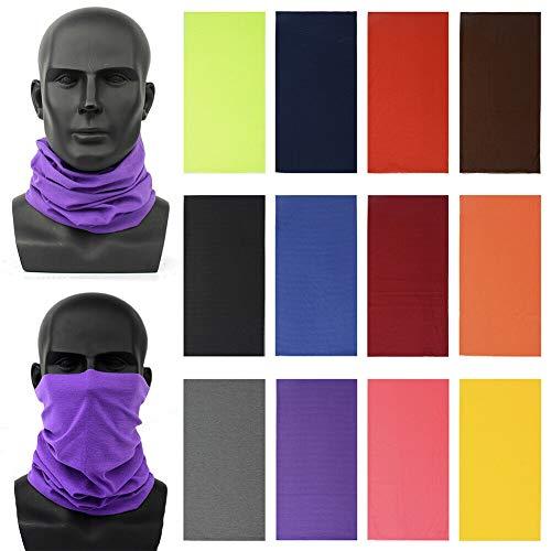 PowerLife® Bandana Kopftuch Halstuch Nickituch Biker Tuch Motorad Tuch verschied. Farben Paisley Muster