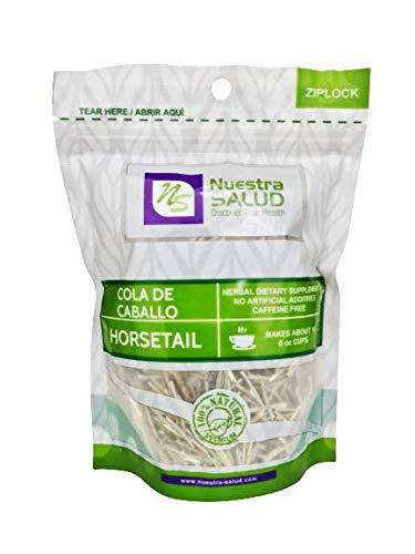 Amazon Com Horsetail Tea Cola De Caballo Hierba Herbal Organic Zip Lock Bag 45g 1 06oz 100 Natural And Caffeine Free Detox Herbal Supplements Grocery Gourmet Food