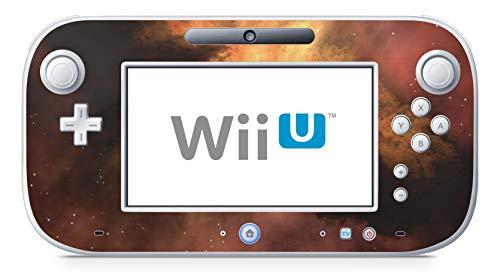 Skins4u Design modding Aufkleber Vinyl Skin Klebe Folie Skins Schutzfolie für Nintendo Wii U Controller Solar Storm