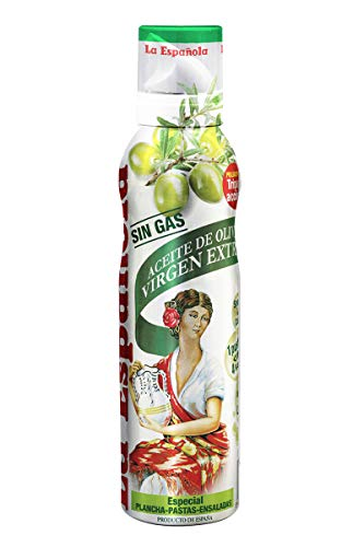 La Espanola - Natives Olivenöl Extra Spray - Spezial für Grills, Nudeln und Salate 200 ml