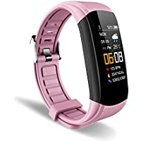 WalkerFit Fitness Tracker with Heart Rate Monitor