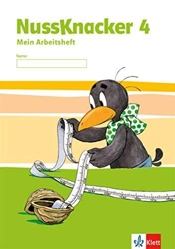 Nussknacker 4: Arbeitsheft Klasse 4 (Nussknacker. Ausgabe ab 2015)
