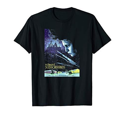Edward Scissorhands Poster T Shirt