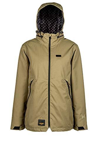 L1 Herren Fillmore JKT'20 Jacke, Military, XL