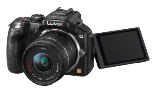 Panasonic DMC-G5K Fotocamera Mirorless con Mirino