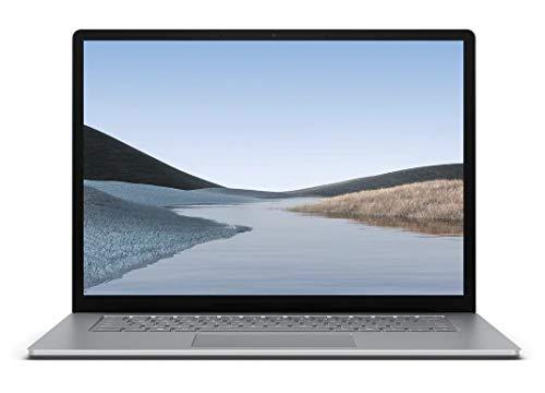 Microsoft Surface Laptop 3 15'' Intel i7 / 16 GB RAM / 256 GB SSD, Platin