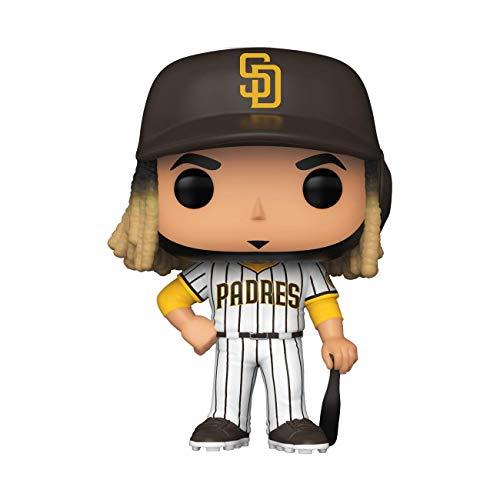 Funko 54646 POP MLB Padres- Fernando Tatís Jr. (Home Uniform)