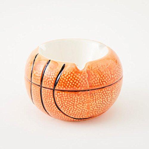 バスケ グラシアス ユニークなバスケットボール型 ミニ灰皿