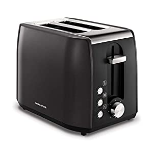 Morphy Richards Stainless Steel 2 Slice Toaster