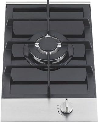 Ramblewood GC1-28P (LPG/Propane Gas) single burner gas cooktop, ETL Safety Certified.