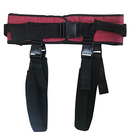 GGMWDSN CinturóN de Marcha para Caminar - Dispositivo de Asistencia para La Marcha de Seguridad de EnfermeríA MéDica - BariatríA, Ancianos, MéDicos, CinturóN de RehabilitacióN para Caminar de Pie