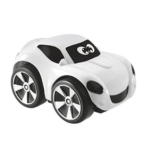 Chicco 0000936300000 Mini Voitures de Course Turbo Touch Walt Blanc