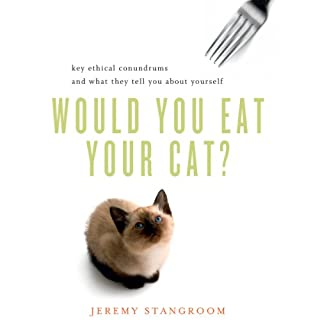 Would You Eat Your Cat? audiobook cover art