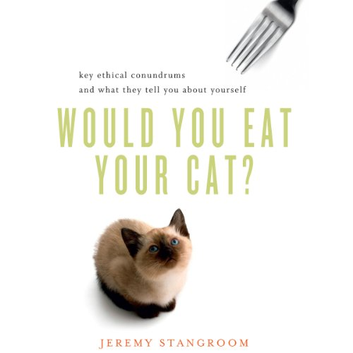 Would You Eat Your Cat? cover art