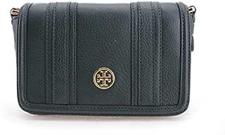 18169275 Jitney Green Leather Cross Body Bag