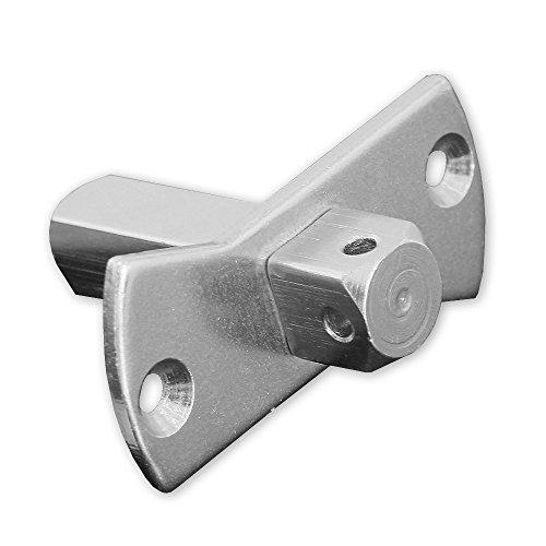 Motorflansch 12 mm für EVEROXX-Motore, Adapter für 10 mm Zubehör, von EVEROXX