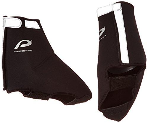 Protective NP MTB Bootie - Botín de ciclismo unisex, color negro, talla 40-42