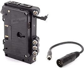 Wooden Camera D-Box for Blackmagic Design URSA Mini 4K/4.6K/Pro Digital Cinema Camera, Gold Mount