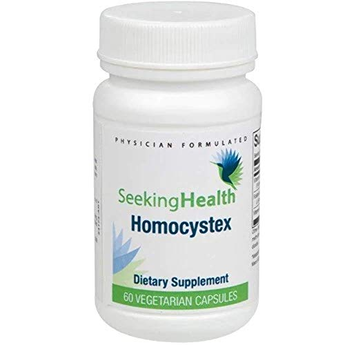 HomocysteX - 60 Vegetarian Capsules - Seeking Health