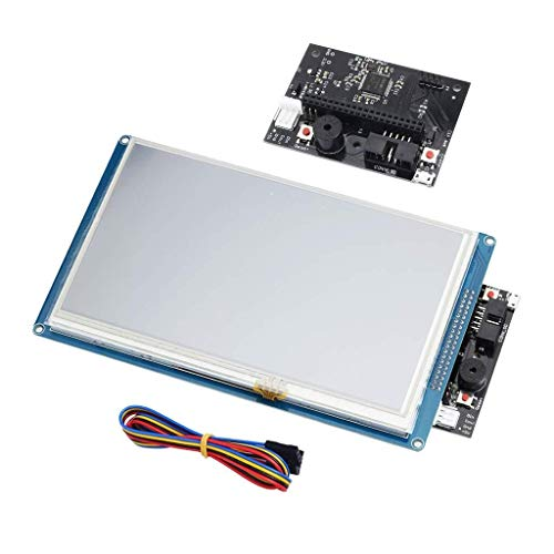 BINGFANG-W Full-color Touch-screen 7-inch DuetWifi LCD Display for 3D Printer Support PanelDue 3D Printer