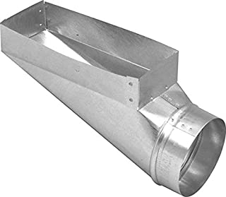 Imperial GV0650 Duct End Boot, 3-1/4