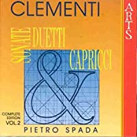 Clementi;Sonate/Duetti Vol2